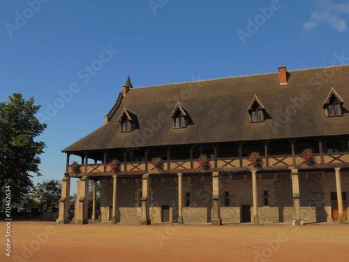 Fotografía  Ville de Montluçon ; Allier ; Auvergne