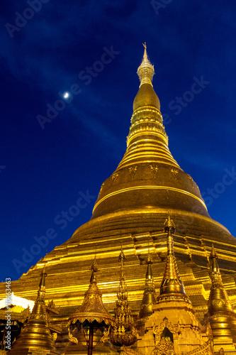 Photo  Shwedagon Pagoda
