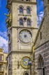 Bell Tower,Astronomical clock in the Messina Cathedral