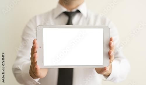Fotografía  Blank Tablet