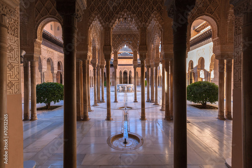 Photo Alhambra palace