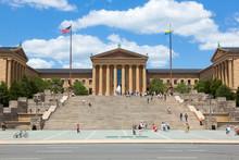 Philadelphia Art Museum Entran...