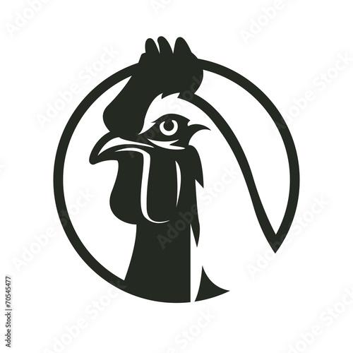 rooster Fototapete