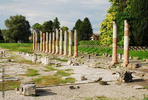Aquileia Roman Forum Wallpaper Mural