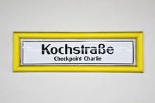 Subway Station Kochstrasse Checkpoint Charlie, Berlin Germany