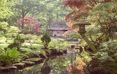 Fototapeta Ogrody Japanese garden
