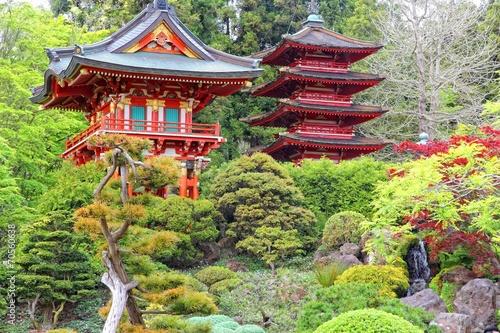 Keuken foto achterwand San Francisco Japanese Garden, San Francisco