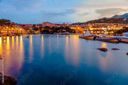 Photo  Porto Cervo, Sardinia.