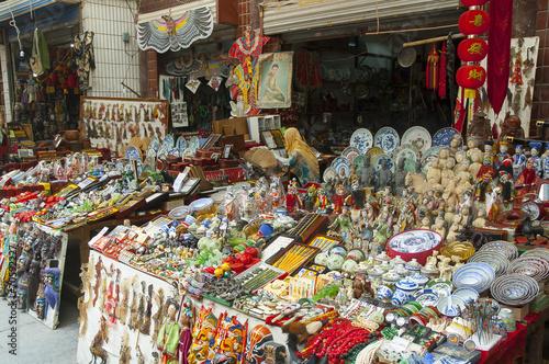 Foto op Aluminium Xian Xian Muslim Market