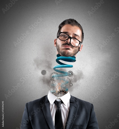 Valokuva  Stress