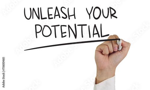 Fotografía  Unleash Your Potential