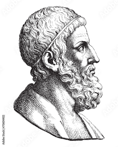 Archimedes Canvas Print