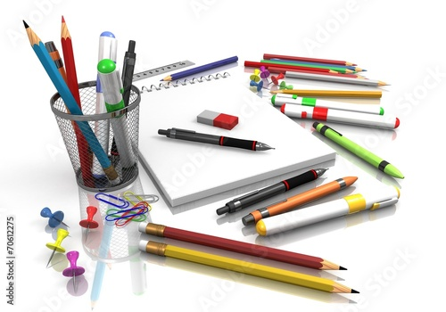 Fotografia, Obraz office tools