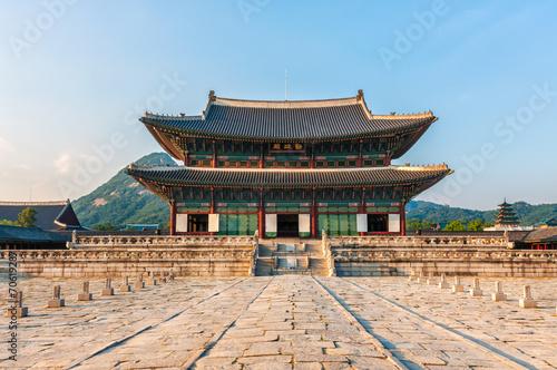 Fototapeta premium Gyeongbokgung Palace
