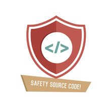 Safety Source Code Symbol On W...