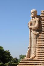 Statue Du Monument Des Pionnie...