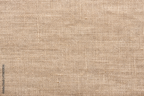 Spoed Foto op Canvas Stof Texture sack sacking country background