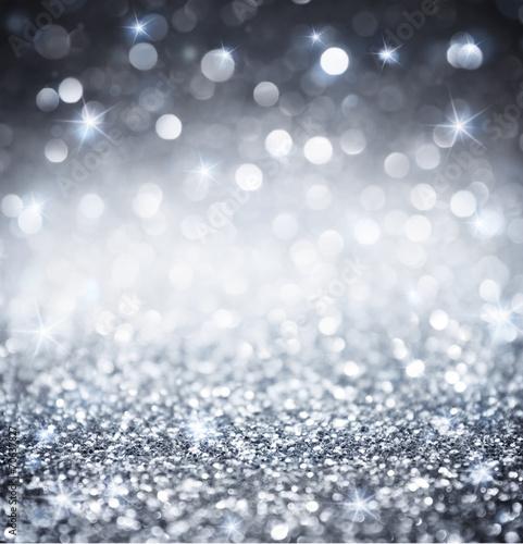 Fotografía  Brillo de plata - fondos de pantalla brillante para la Navidad