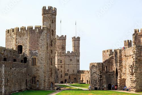 Fotografia Caernarfon castle
