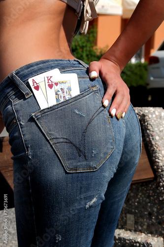 Valokuva  carte fortunate 3