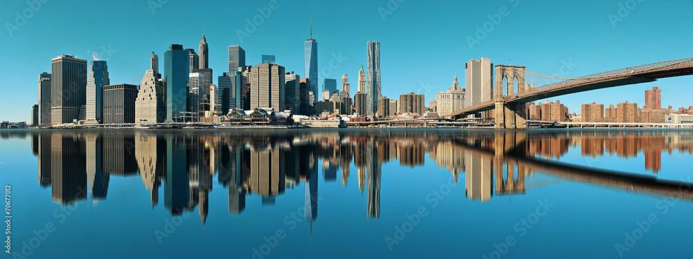 Fototapety, obrazy: Manhattan