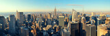 Fototapeta Nowy Jork - New York City skyscrapers