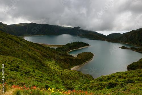 Photo  Lagoa do Fogo, maravilha açoreana