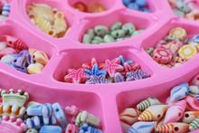Multicoloured Beading Kit For ...