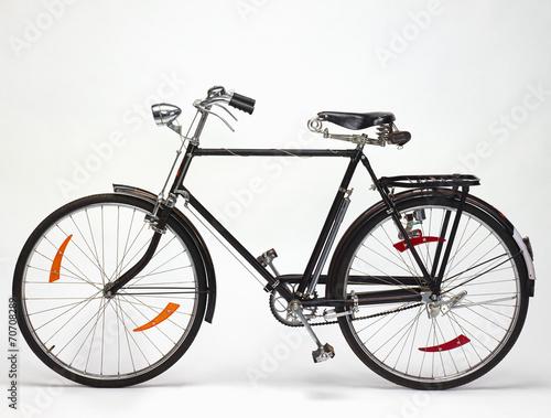 In de dag Fiets Altes Fahrrad