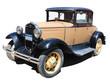 Old american car - Tacot américain