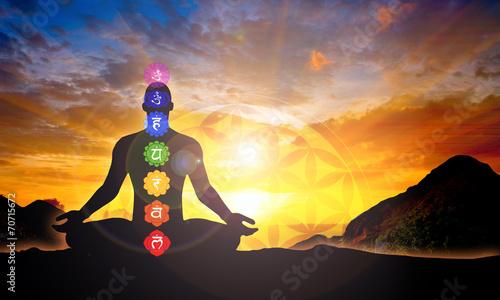 Photo  Meditation time