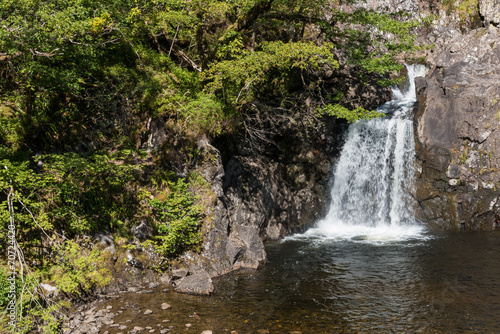 Photo  Witchs Cauldron Waterfall