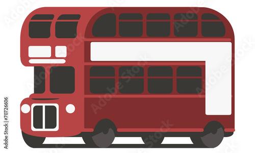 Photo  London bus