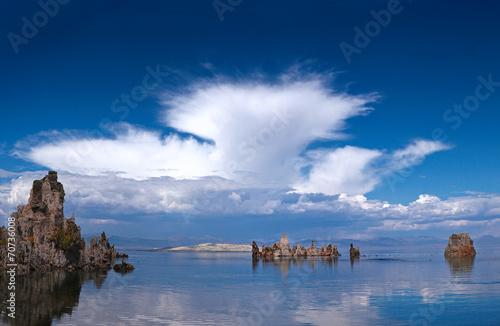Fotomural Mono lake tufas