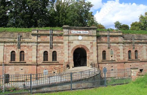 Photo Fort Rapp-Moltke de Reichstett