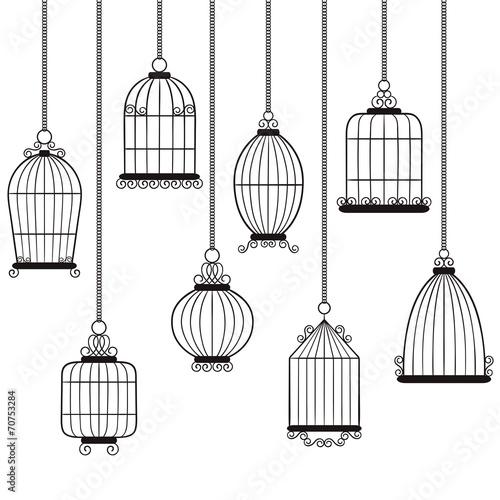 Valokuva Bird cages