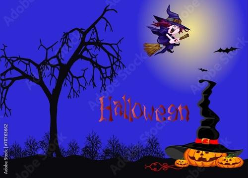 Fotografie, Obraz  halloween