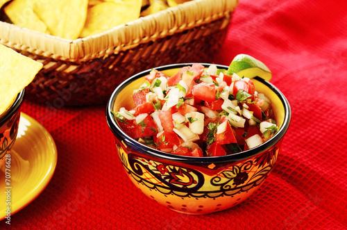 Vászonkép  Mexican Chips