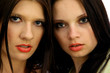 dwie kobiety