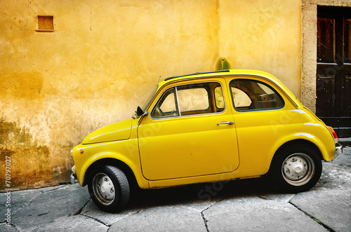 Italian old car © StefanoT