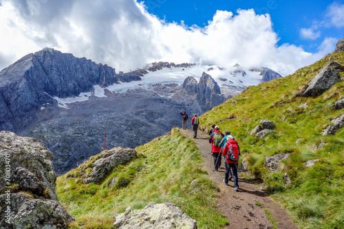 Fotografie, Tablou  Dolomites 32