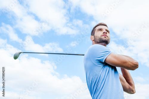 Professional golfer. - 70804251