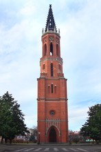View Tower In Zagan Poland
