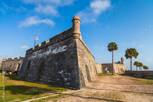 Photo Saint Augustine Fort