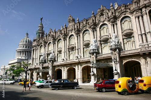 fototapeta na ścianę Kubański zabytek stolicy
