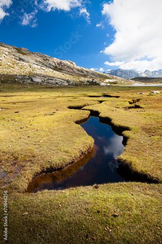Fotografie, Obraz  Lac de Nino- Corse