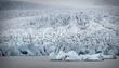Island, South Island, Breidarlon, Gletscher See