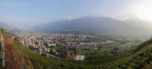 Photo Sondrio: nel cuore delle Alpi