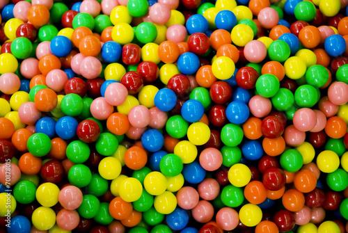 Keuken foto achterwand Snoepjes Sweet Bonbons Candy