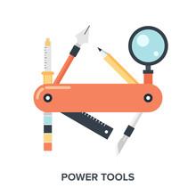 Power Tools.